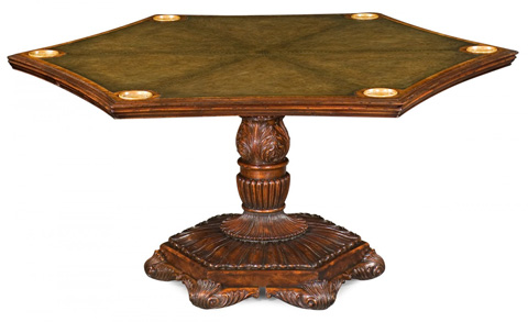 Jonathan Charles - Reversible Dining And Games Table - 493370