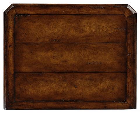 Jonathan Charles - Rub-Through Three Drawers Chest - 493766