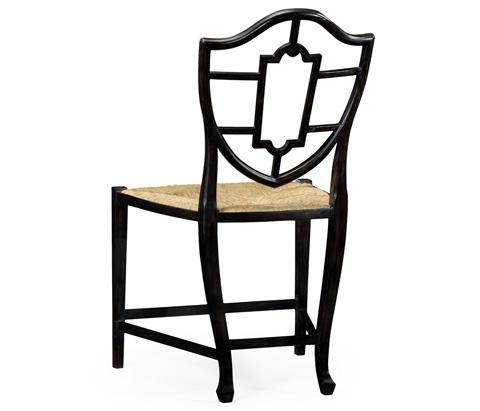 Jonathan Charles - Aveburn Side Chair - 530002-CW-SC
