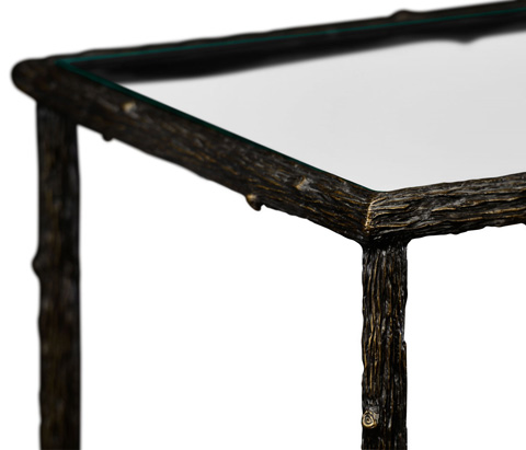 Jonathan Charles - Keswick End Table - 530058