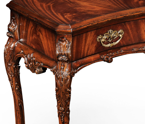 Jonathan Charles - Irish Rococo Mahogany Console Table - 494072