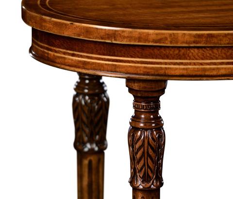 Jonathan Charles - Napoleon III Style Oval Wine Table - 495005