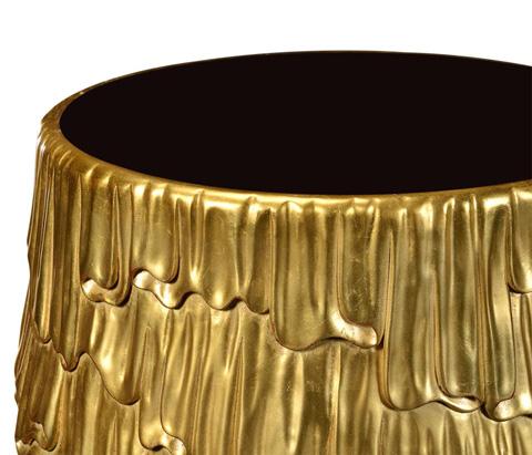 Jonathan Charles - Gilded Coffee Table - 495369-GIL