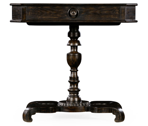 Jonathan Charles - Yarne End Table - 530019-CW