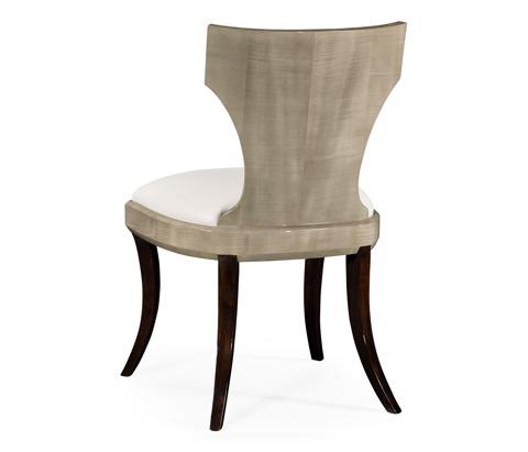 Jonathan Charles - Opera Art Deco Side Chair - 494587-GSH