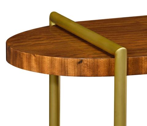 Jonathan Charles - Mid-Century Asymmetric Coffee Table - 495413