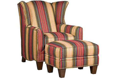 King Hickory - Athens Chair - 5771/78D