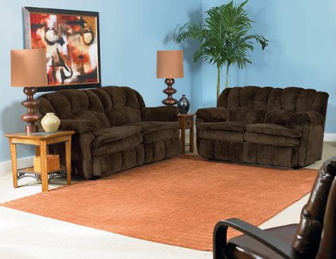 Lane Home Furnishings - Cameron Double Reclining Loveseat - 344-29