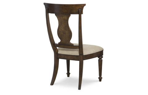 Legacy Classic Furniture - Splat Back Side Chair - 5200-140 KD