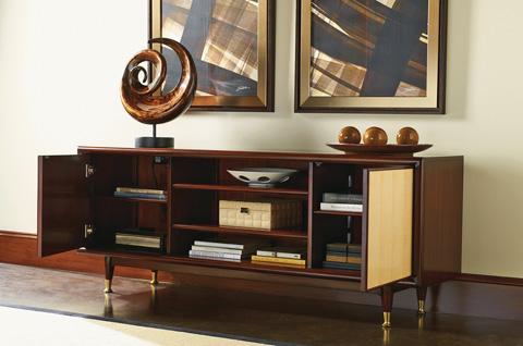 Lexington Home Brands - Caprice Media Console - 100ML-663