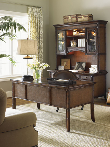 Lexington Home Brands - Paradise Isle Desk - 293SA-410