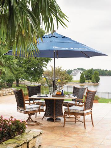 Tommy Bahama - Swivel Rocker Dining Chair - 3170-13SR