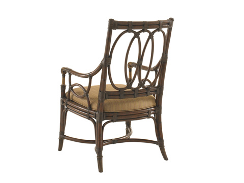 Tommy Bahama - Palmetto Arm Chair - 545-881-01
