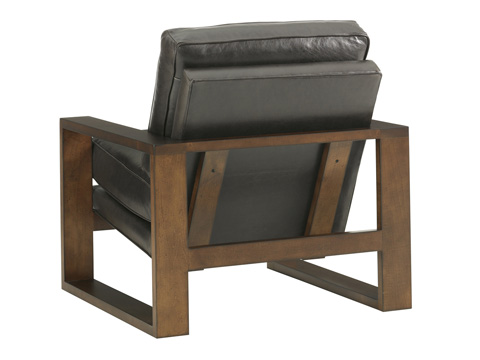Lexington Home Brands - Axis Leather Chair - LL1516-11