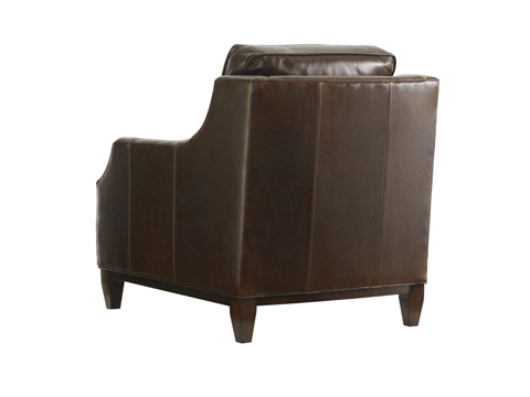 Lexington Home Brands - Conrad Leather Chair - LL7991-11