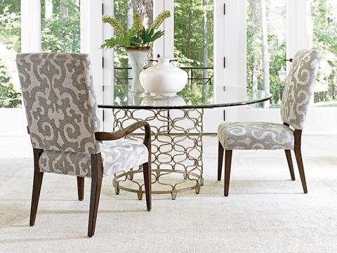 Lexington Home Brands - Sierra Upholstered Arm Chair - 721-881