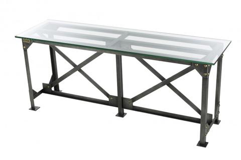 Lillian August Fine Furniture - Ryder Console Table - LA13330-01