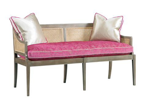 Lillian August Fine Furniture - Kendal Settee - LA2109L