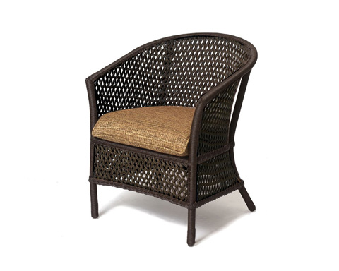 Lloyd Flanders - Grand Traverse Barrel Chair - 71313