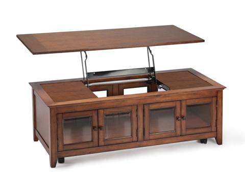 Magnussen Home - Rectangular Lift Top Cocktail Table - T1392-50
