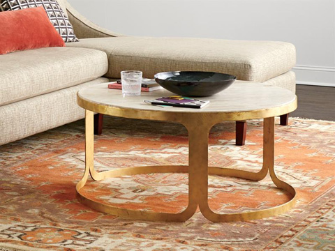 Magnussen Home - Round End Table - DT-9002-05