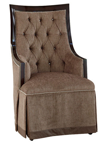 Marge Carson - Jolie Arm Chair - JOL46