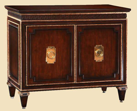 Marge Carson - Ionia Nightstand - ION12-2