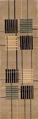 Momeni - New Wave Rug in Sand - NW-048 SAND