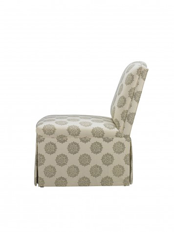 Mr. and Mrs. Howard by Sherrill Furniture - Brooke Armless Chair - H421AC