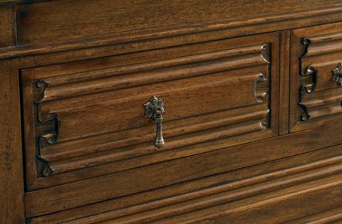 Mr. and Mrs. Howard by Sherrill Furniture - Jacobean Chest - MH14362
