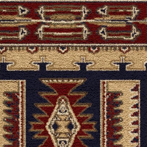 Orian Rugs - Northfork Linen 5'3
