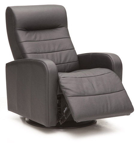 Palliser Furniture - Riding Mountain Swivel Glider Power Recliner - 43214-38