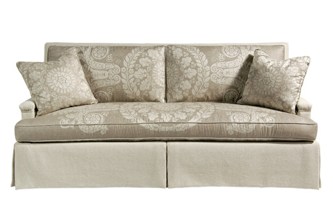 Pearson - Skirted Bench Seat Sofa - 2331-10
