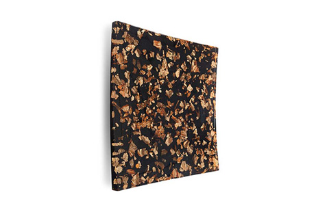Phillips Collection - Captured Gold Flake Wall Tile - TH73866