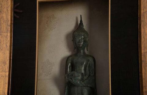 Phillips Collection - Buddha Friday Wall Art - TH79995