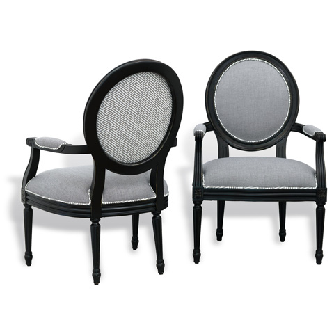 Port 68 - Avery Chair in Slate Black - AFAS-042-09