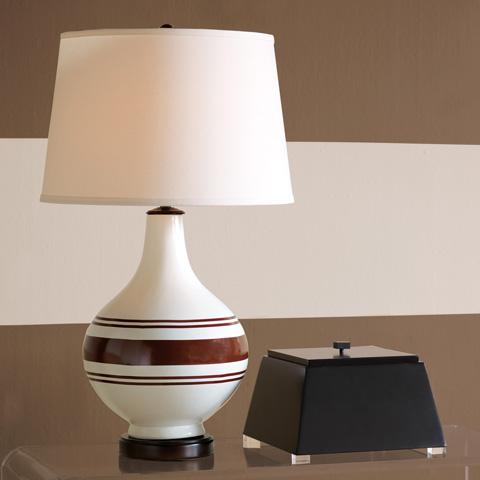 Port 68 - Ridgewood Brown Lamp - LPAS-220-03