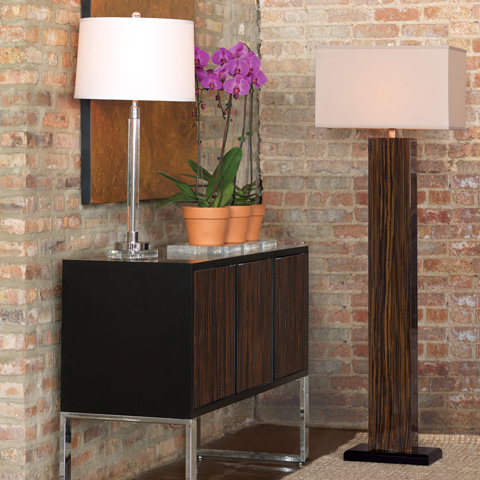 Port 68 - Dylan Brown Floor Lamp - LPBS-250-11