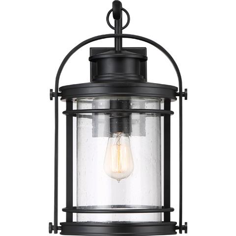 Quoizel - Booker Outdoor Lantern - BKR8410KFL