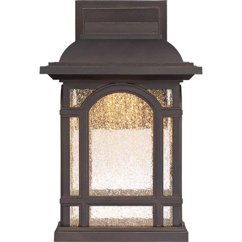 Quoizel - Cathedral LED Outdoor Lantern - CATL8407PN