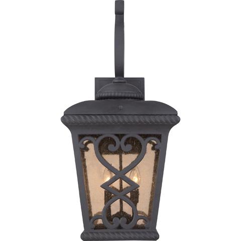 Quoizel - Fort Quinn Outdoor Lantern - FQ8414MK