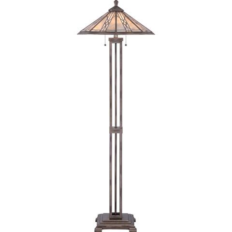 Quoizel - Cyrus Floor Lamp - MCCS9357AS