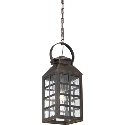 Quoizel - Miles Outdoor Lantern - MLS1907IBFL