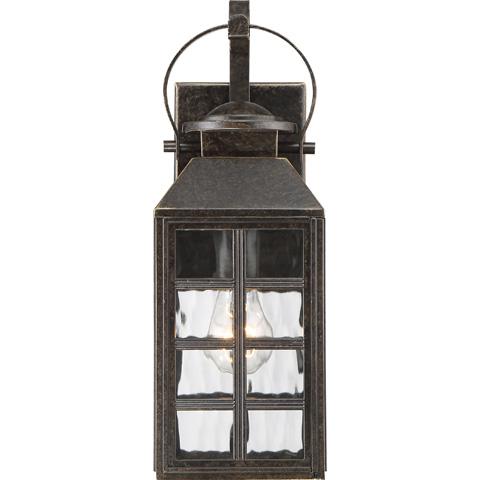 Quoizel - Miles Outdoor Lantern - MLS8405IBFL