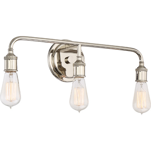 Quoizel - Menlo Bath Light - MNO8603IS