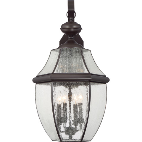 Quoizel - Newbury Outdoor Lantern - NY8416Z
