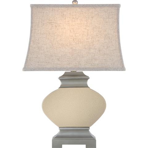 Quoizel - Quoizel Portable Lamp Table Lamp - Q1915T