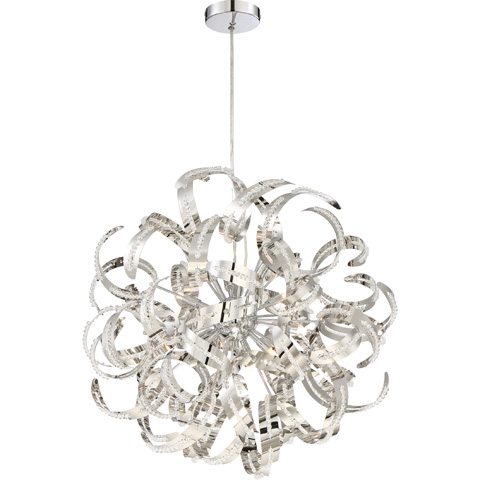 Quoizel - Ribbons Foyer Piece - RBN2823CRC