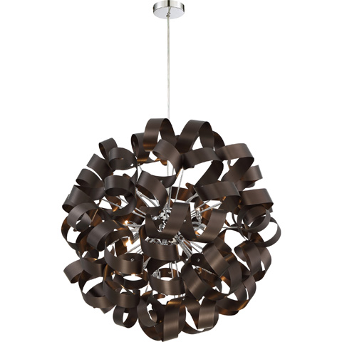 Quoizel - Ribbons Foyer Piece - RBN2831WT