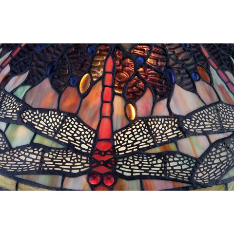 Quoizel - Tiffany Table Lamp - TF1851TIB